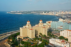 哈瓦那地平线 库存图片