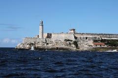 哈瓦那堡垒 免版税库存照片