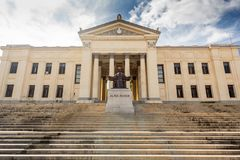 哈瓦那大学 库存图片