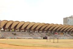 哈瓦那拉丁美洲的体育场 库存照片
