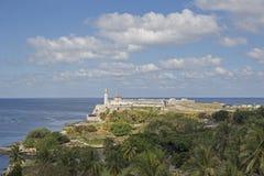 哈瓦那灯塔 免版税库存图片