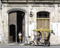 哈瓦那,古巴- 2016年12月13日 免版税库存照片