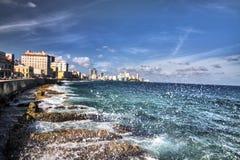 哈瓦那幻想 库存照片