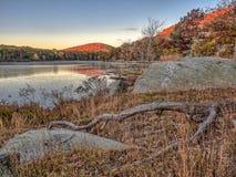 哈立曼国家公园,纽约州 库存图片