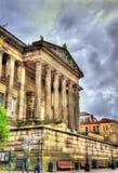 哈里斯博物馆和美术画廊在普雷斯顿 免版税库存照片