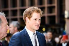 哈里王子将出席每年ICAP慈善天 免版税库存照片