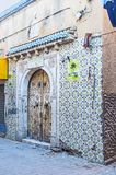 哈马姆在突尼斯麦地那 免版税库存图片