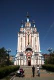 哈巴罗夫斯克,阿穆尔河,俄罗斯 库存照片