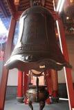 响铃佛教中国寺庙 免版税库存图片