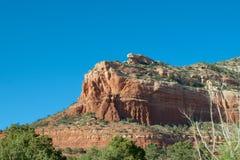 响铃岩石和变色蜥蜴 免版税库存照片