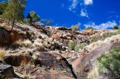 响铃峡谷自然保护 免版税图库摄影