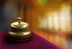 响铃旅馆 向量例证