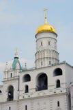 响铃极大的ivan塔 克里姆林宫莫斯科 科教文组织世界遗产站点 免版税库存图片