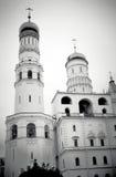 响铃极大的ivan塔 克里姆林宫莫斯科 科教文组织世界遗产站点 库存图片