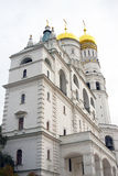 响铃极大的ivan塔 克里姆林宫莫斯科 联合国科教文组织遗产 免版税库存照片