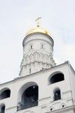 响铃极大的ivan塔 克里姆林宫莫斯科 联合国科教文组织遗产 库存照片