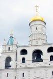 响铃极大的ivan塔 克里姆林宫莫斯科 联合国科教文组织遗产 库存图片