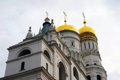 响铃极大的ivan塔 克里姆林宫莫斯科 联合国科教文组织遗产 免版税库存图片
