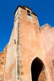 响铃法国roussillon塔 免版税库存照片