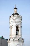 响铃老塔 Kolomenskoye公园建筑学在莫斯科 免版税库存图片