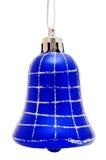 响铃蓝色圣诞节 免版税库存图片