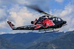响铃AH-1S眼镜蛇 图库摄影