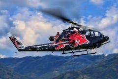 响铃AH-1S眼镜蛇 免版税库存照片