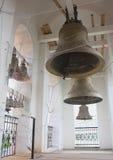 响铃belltower正统寺庙 库存图片