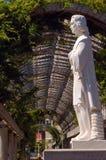 哥伦布公园 库存图片