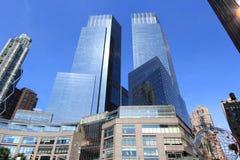 哥伦布圈子,纽约 免版税库存照片