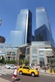 哥伦布圈子NY 免版税图库摄影