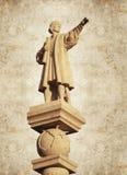 哥伦布难看的东西 免版税库存图片
