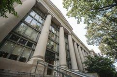 哥伦比亚大学,纽约,美国 库存照片