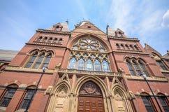 哥伦比亚大学,纽约,美国 免版税库存图片