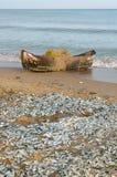 哥伦比亚的海滩 免版税库存照片