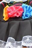 哥伦比亚的礼服 免版税图库摄影