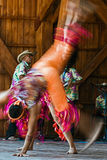哥伦比亚的舞蹈家1 免版税库存图片