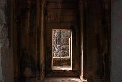 吴哥城, siemreap,柬埔寨 免版税库存照片
