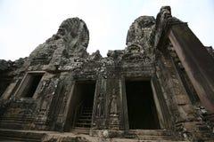 吴哥寺庙大厦,柬埔寨 免版税库存图片