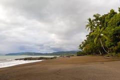 哥斯达黎加, Osa半岛,巴伊亚德雷克 库存照片