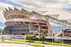 哥斯达黎加的全国体育场是一个多用途体育场  库存照片