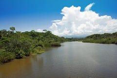 从哥斯达黎加的印象 免版税图库摄影