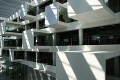 哥本哈根丹麦内部大学 免版税库存照片