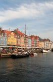 哥本哈根丹麦 库存照片