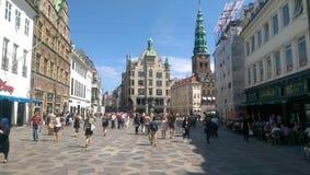 哥本哈根丹麦 免版税库存图片
