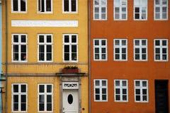哥本哈根丹麦kristianshavn 库存照片