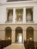 哥本哈根大教堂 库存照片