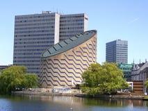 哥本哈根天文馆 免版税库存照片