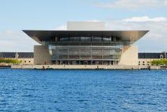 哥本哈根房子歌剧 库存照片