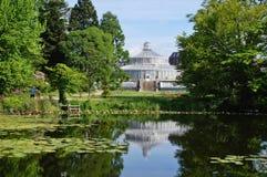哥本哈根植物园 库存照片